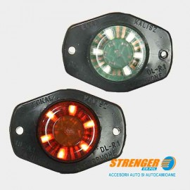Lampa gabarit  cu LED DL-A1.3, DL-R1.3