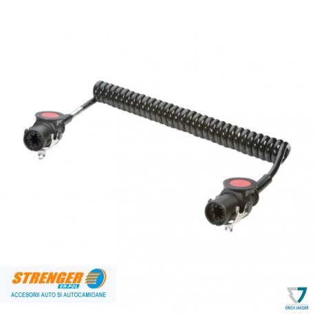 Cablu electric spirala ABS / EBS 7poli