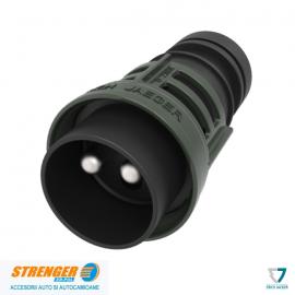 Stecher electric 24V/2 pini-300A NATO
