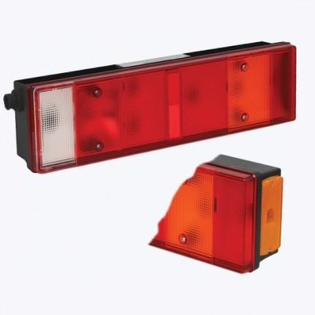 Lampa combinata spate LT-250