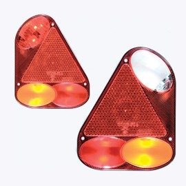 Lampa combinata spate FT 77