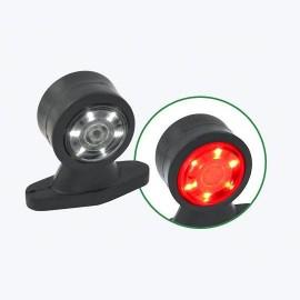 Lampa gabarit cu brat drept scurt cu LED DLG 003,2