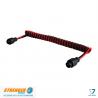 Cablu de alimentare cu 2x2p/24V 300A 6m