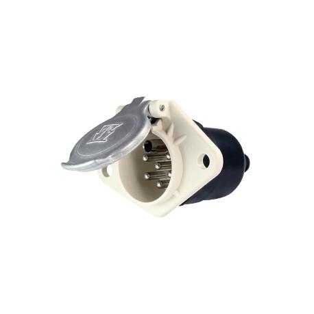 Priza electrica 24V/ 7b plastic S