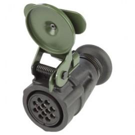 Stecher electric 24V 12 Pini Nato MAMA