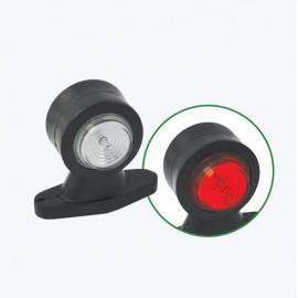 Lampa gabarit cu brat drept scurt LED DLG 002,2 Egkal