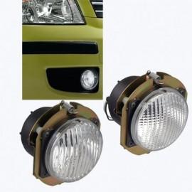 Proiector halogen ceata Fiat Panda 2